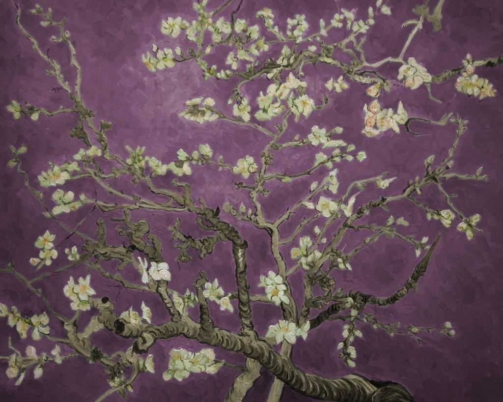 Almond Blossom Van Gogh
