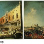 canaletto copies painting