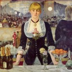 Edouard Manet Bar in the Folies Bergere