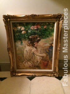 Framed Art Reproduction Paintings