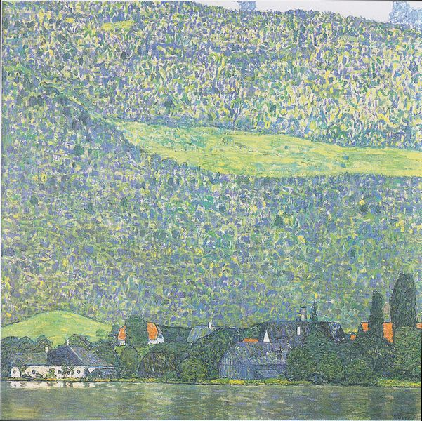 KLimt Litzlberg on the Attersee