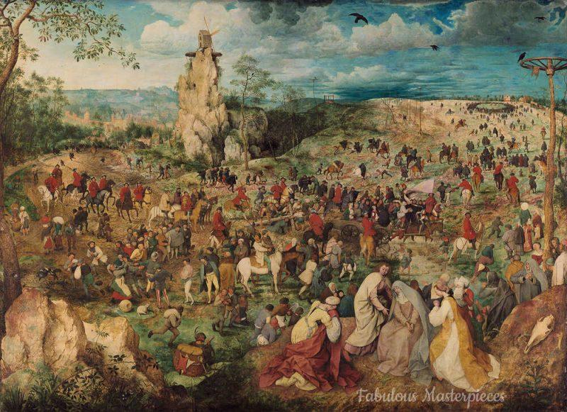 Pieter Bruegel easter paintings