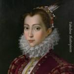 Scipione Pulzone's Lavinia della Rovere