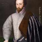 Sir Walter Raleigh Portrait