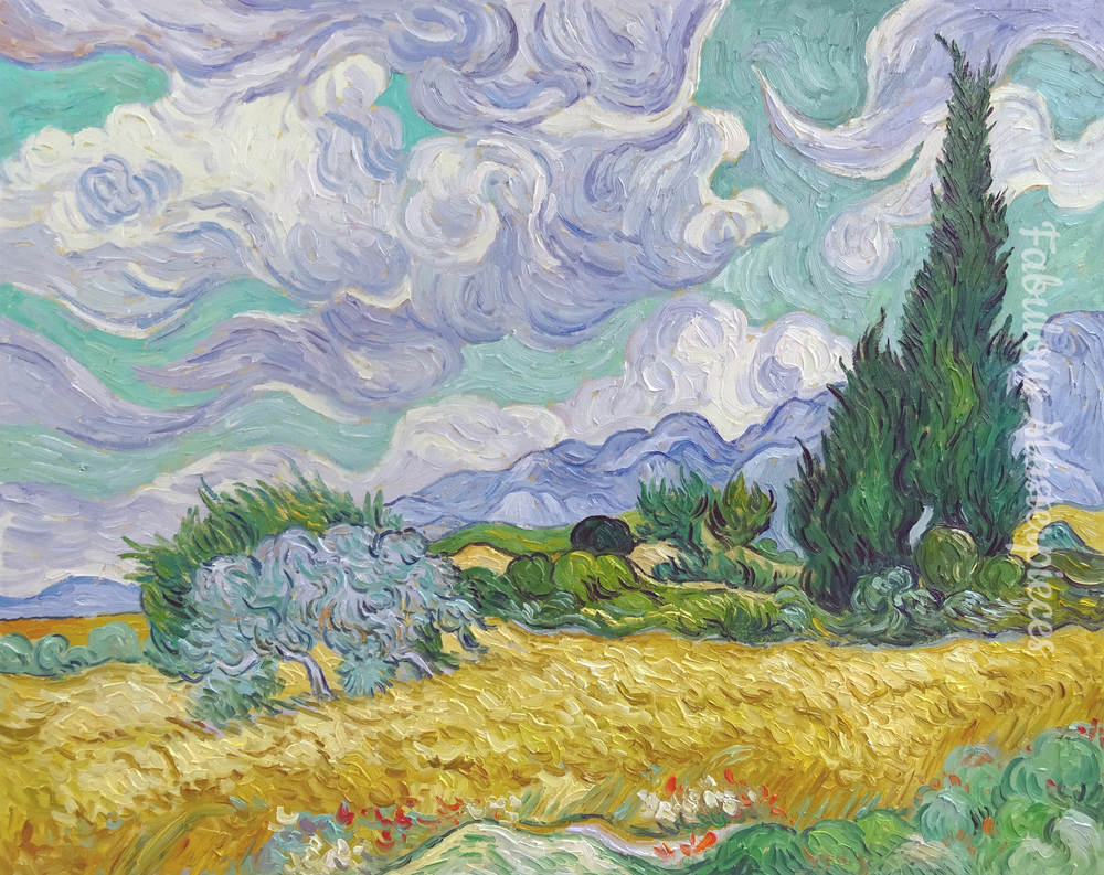 best van gogh reproductions