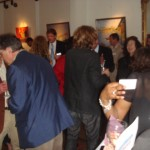 Networking at the Fabulous Masterpieces' Exhibition