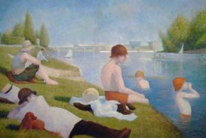 Seurat's Bathers