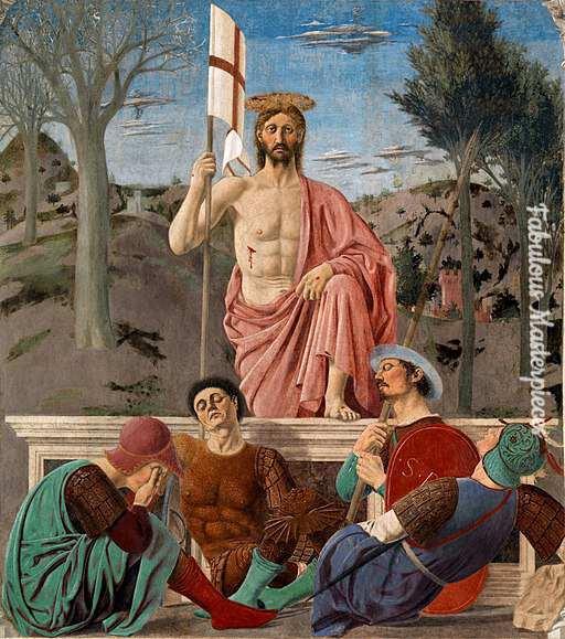 resurrection paintings