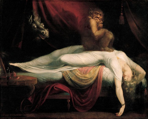 fuseli the nightmare