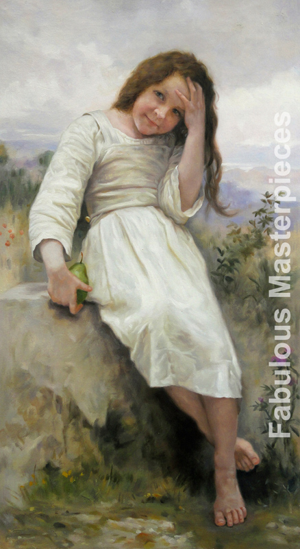 Bouguereau's Little Thief
