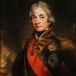 Lord Horatio Nelson Portrait