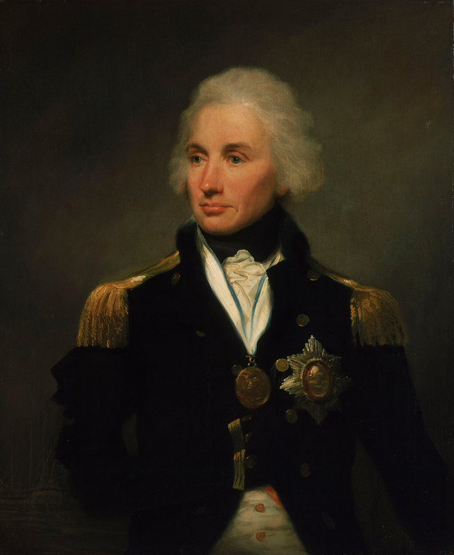 lord nelson portrait