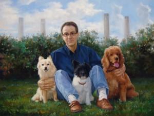 dog artists