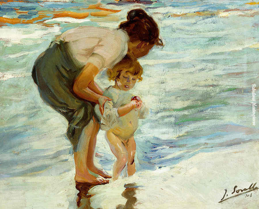 mother and child bastida