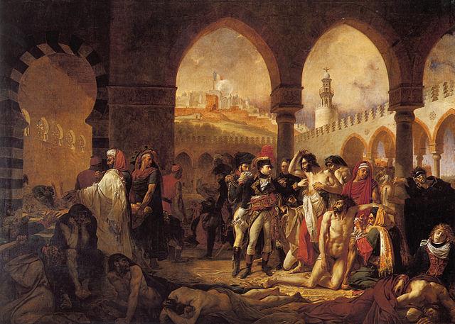 famous plague paintings