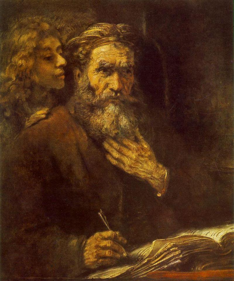 rembrandt matthew