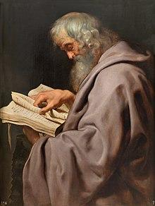 rubens simon the apostle