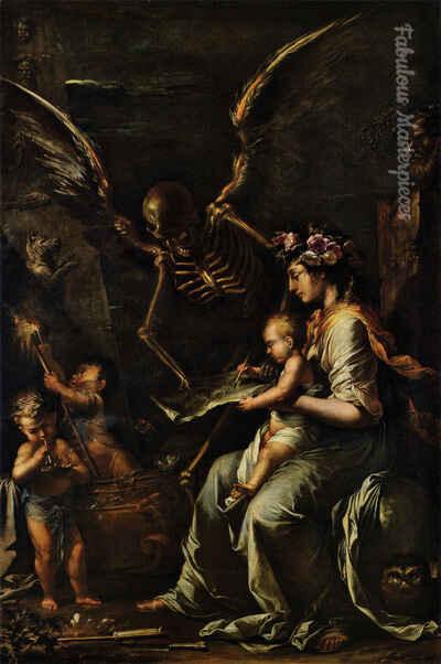 plague art