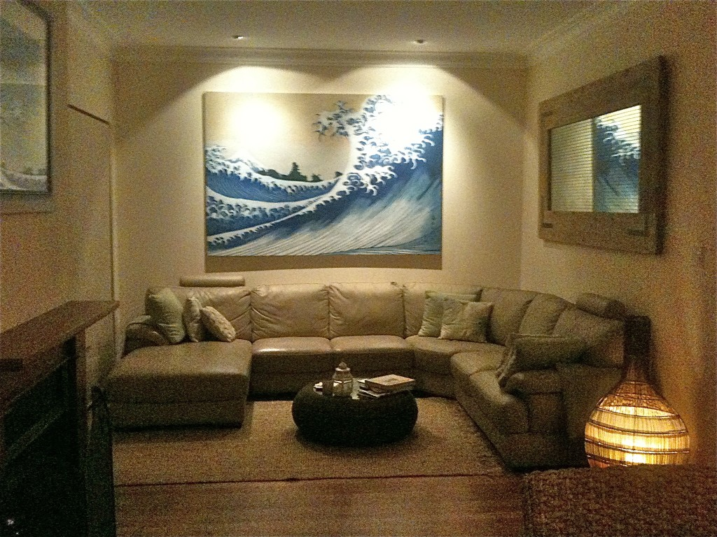 The Great Wave Hokusai