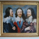 Van Dyck, Charles I, King of England from Three Angles By Fabulous Masterpieces
