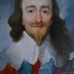 Van Dyck's Charles I from Three Angles