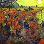 Van Gogh Red Vineyards