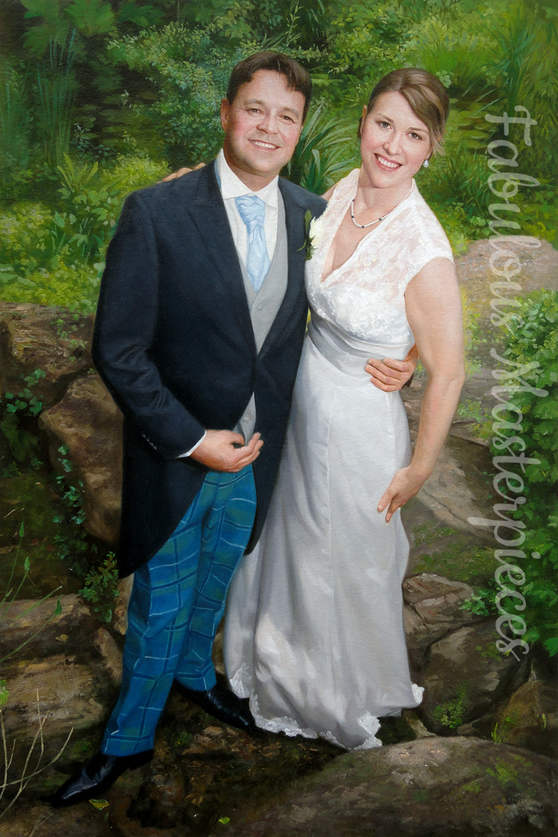 wedding artists uk