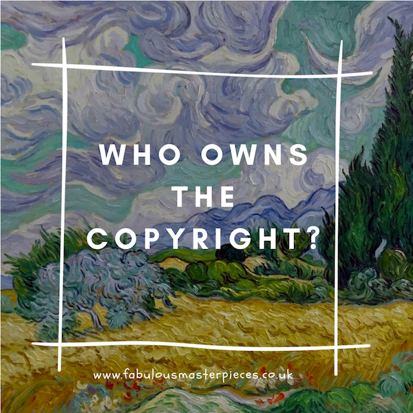 who owns the copyright